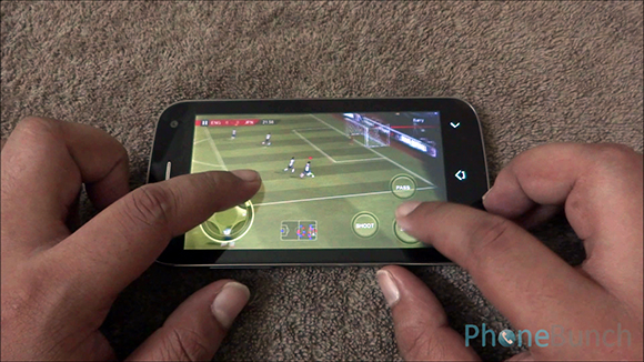 Micromax Canvas 2 Plus Real Football 2012