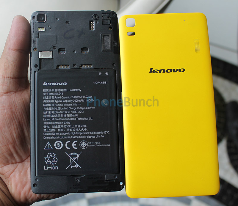 timeless design dd16f 8baa6 Lenovo K3 Note Hands-on Video, Images and First Impressions | PhoneBunch