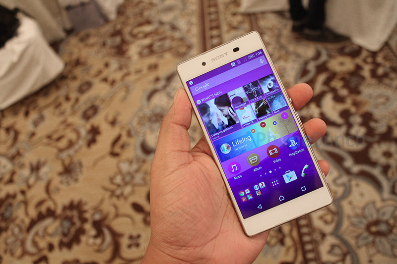 Sony Xperia Z3 Plus Z4 Update