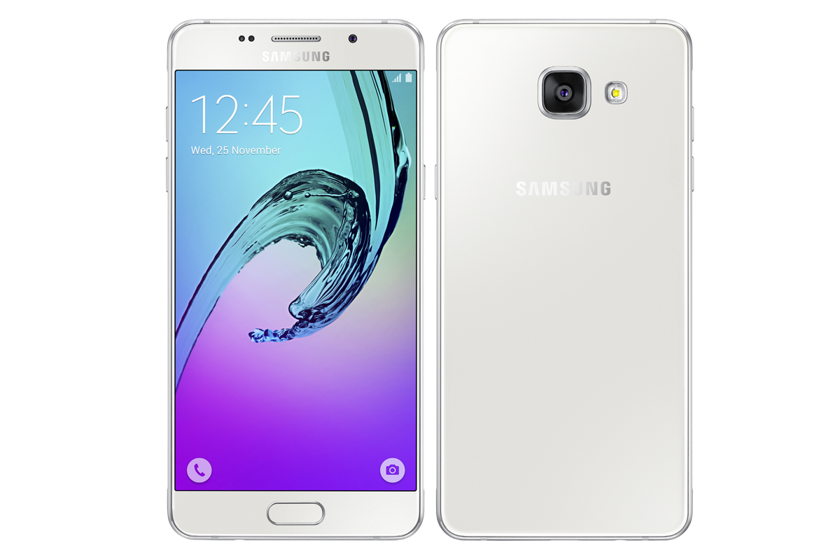 samsung galaxy a3 a5 a7 2016 go official with better design upgraded specs phonebunch. Black Bedroom Furniture Sets. Home Design Ideas
