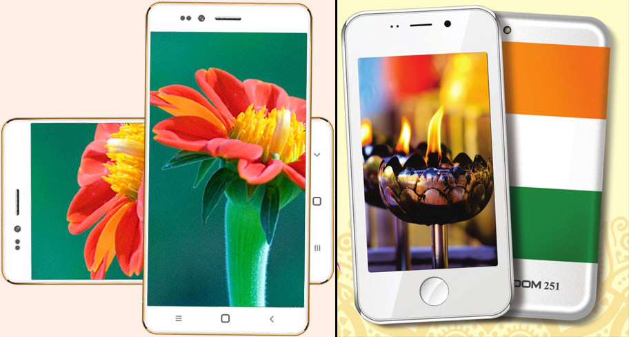 Freedom 251 Specifications Price