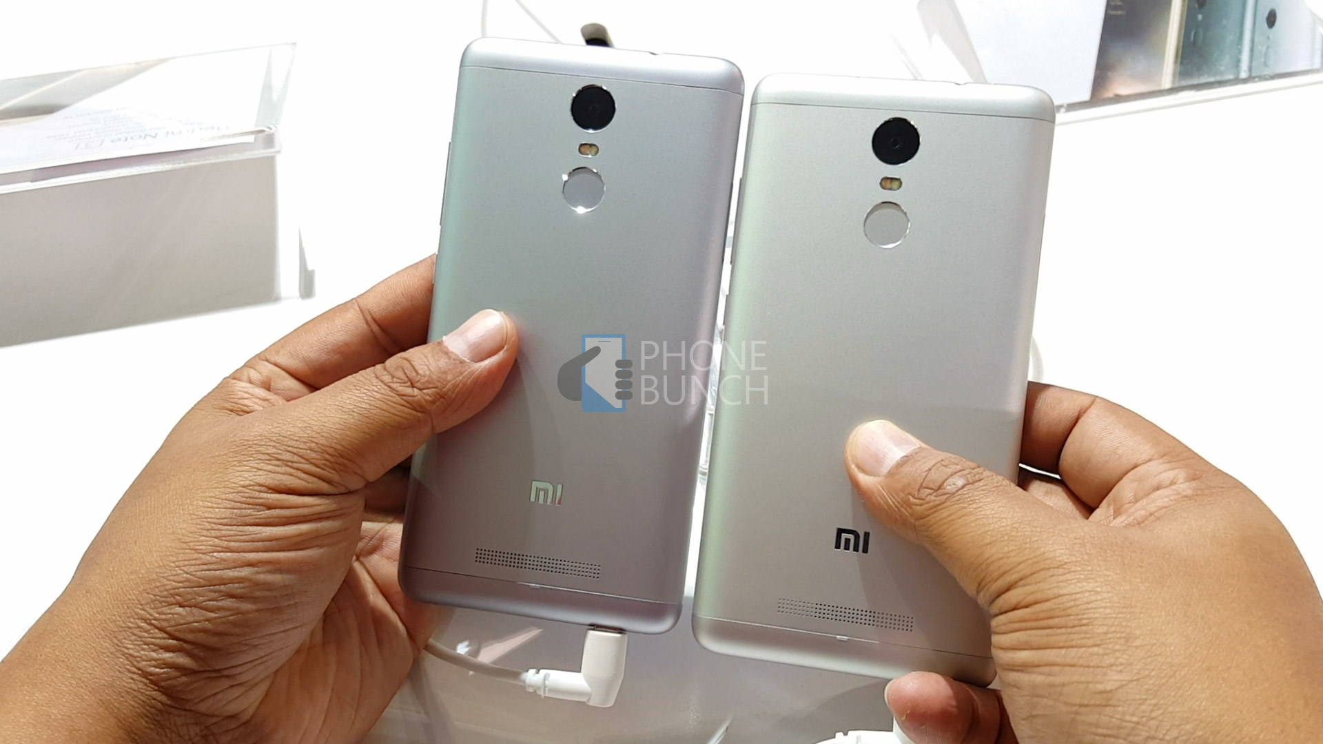 Redmi Note 3 Color Comparison