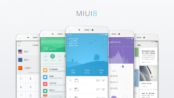 MIUI 8 Top Features