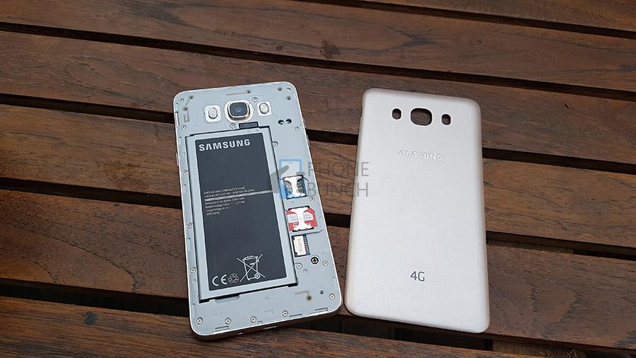 Samsung Galaxy J5 2016 And Galaxy J7 2016 India Hands