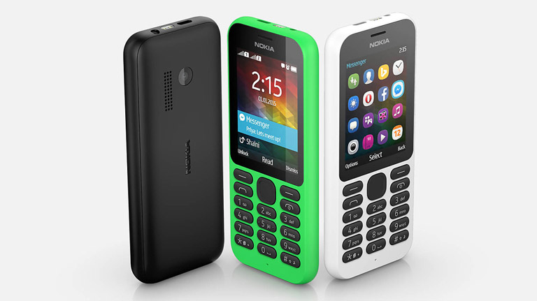 Microsoft Nokia Feature Phones