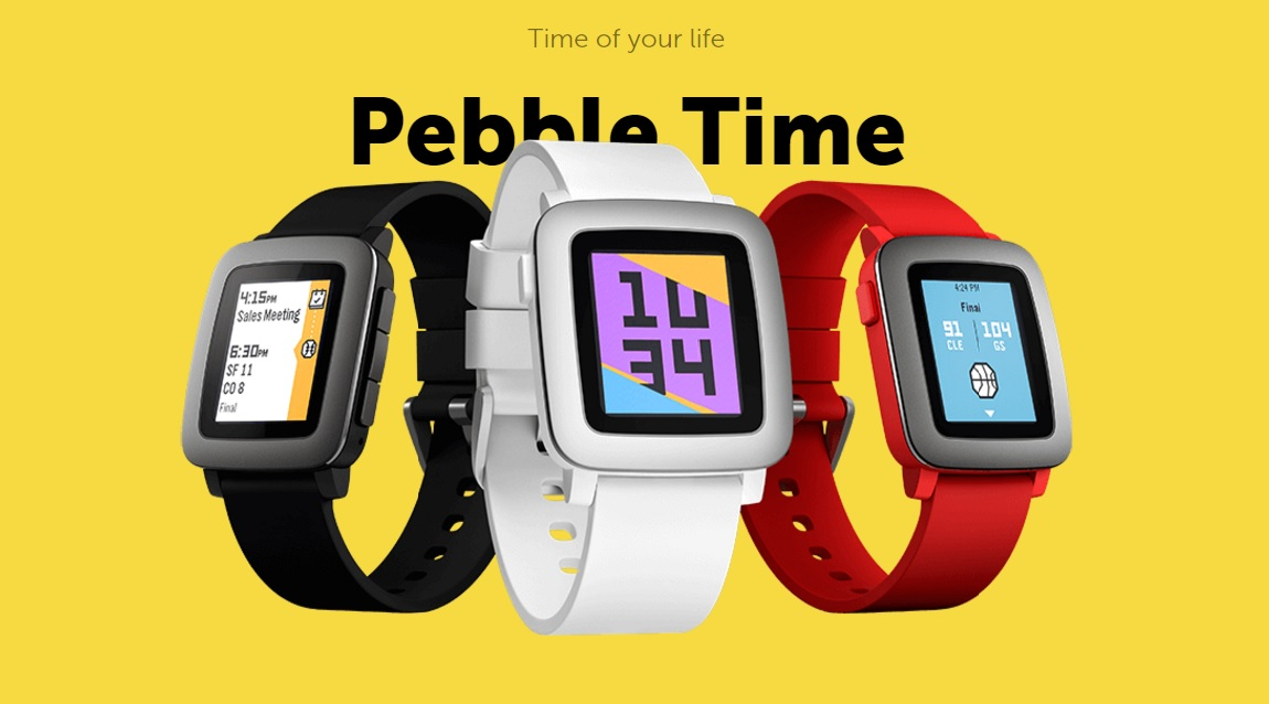 Pebble Time India Launch