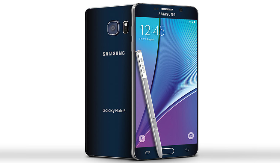 Samsung Galaxy Note5 Dual Sim India