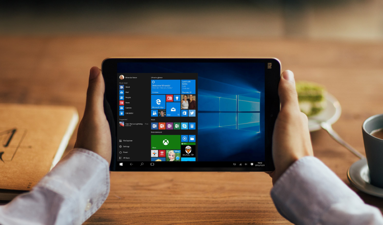 Xiaomi Mi Pad 2 Windows 10 3