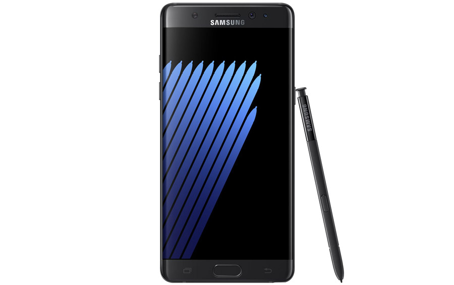 Galaxy Note 7 Black 3