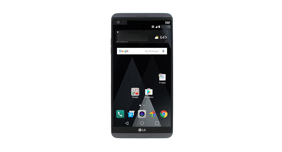 Lg V20 Press Render 1