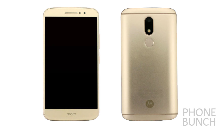 moto m xt1662 spotted