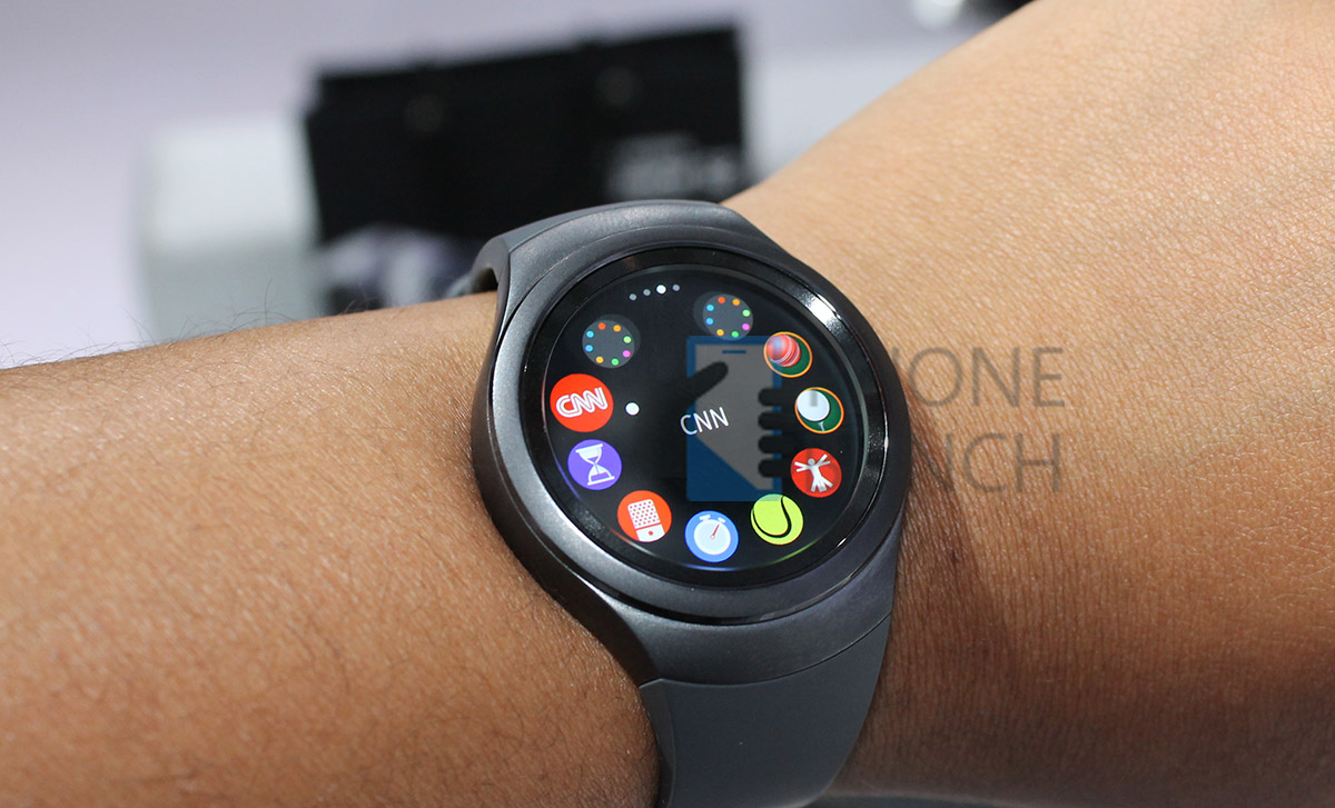 Samsung Gear S3 launch begins in less than an hour, watch ...