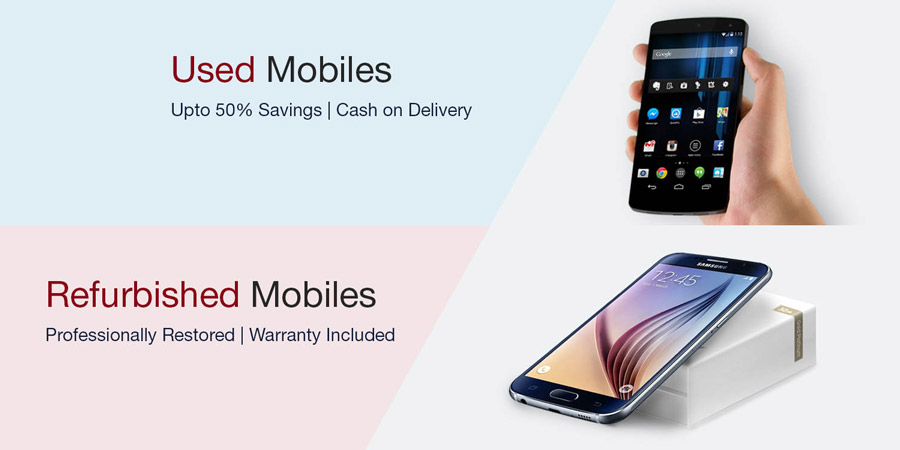 amazon used and refurbished mobiles store