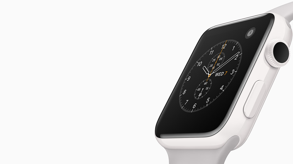 Apple Watch 2 With GPS And Waterproof Still In 2016?