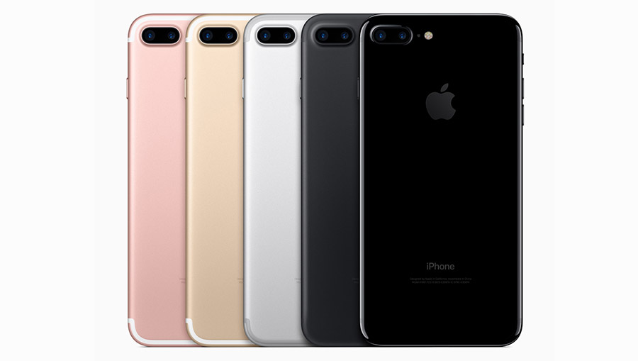 iphone 7 plus colors