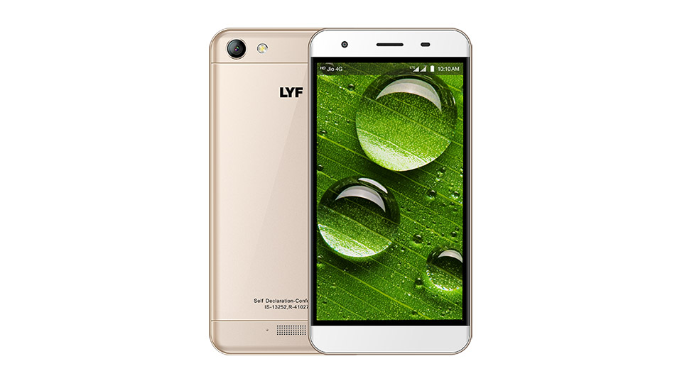 lyf water 11 launched
