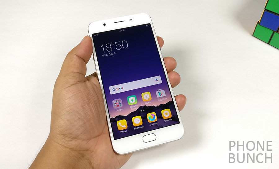 oppo f1s diwali limited edition 1
