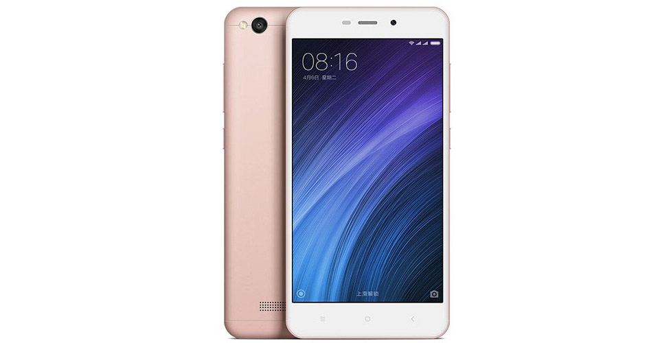 xiaomi redmi 4a india launch