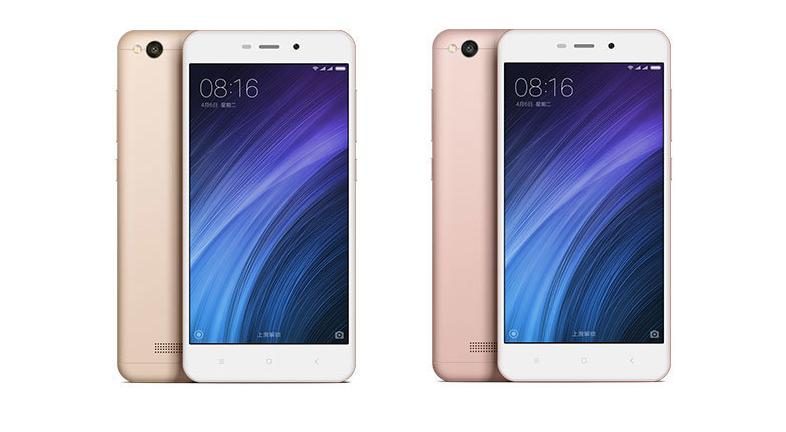 Xiaomi Redmi 4A vs Samsung Galaxy J2 Prime - Phone Comparison