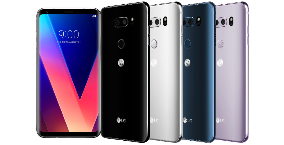 lg v30 all colors