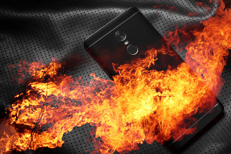 redmi note 4 explodes again india