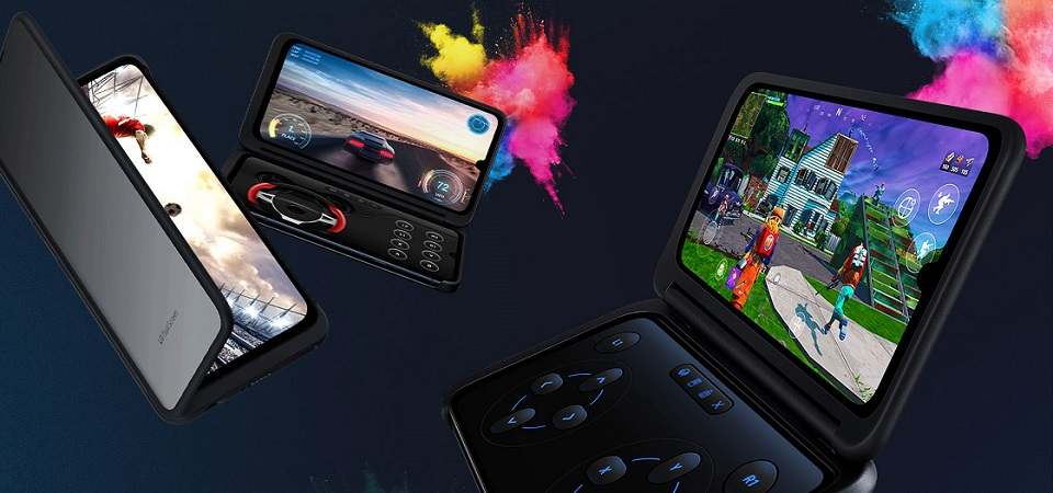 LG G8s ThinQ game