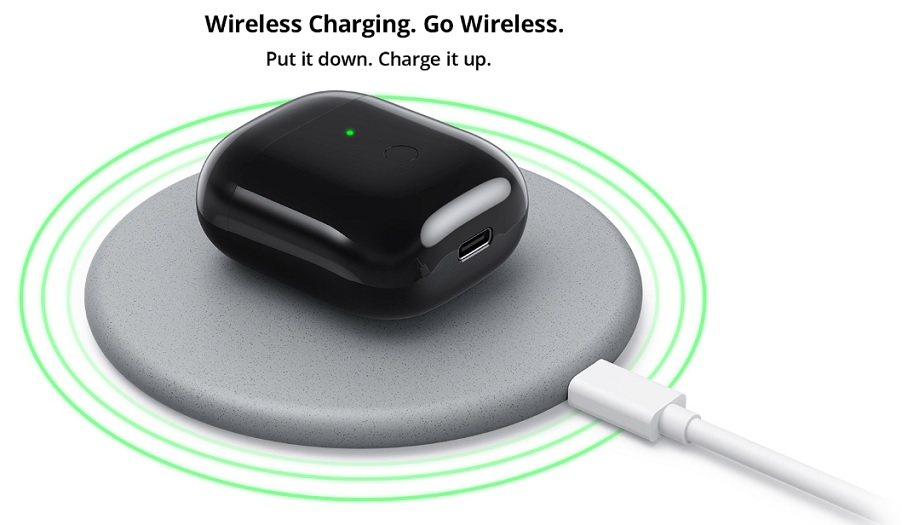 Realme Buds Air Wireless Charging 01