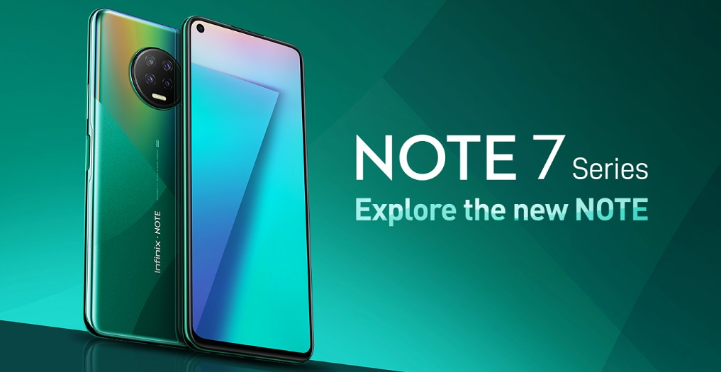 Infinix Note 7 series