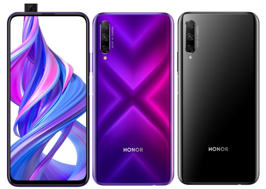 honor 9x pro launch 1