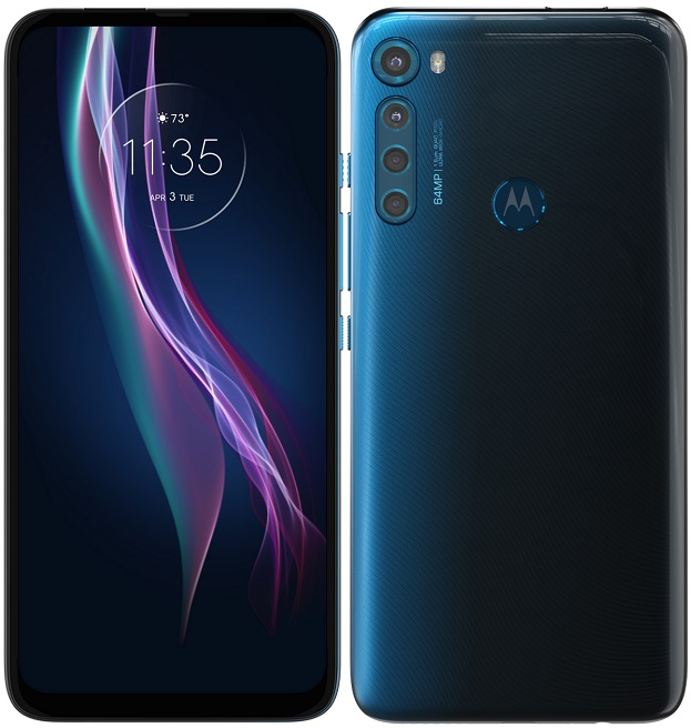 Motorola One Fusion plus 2