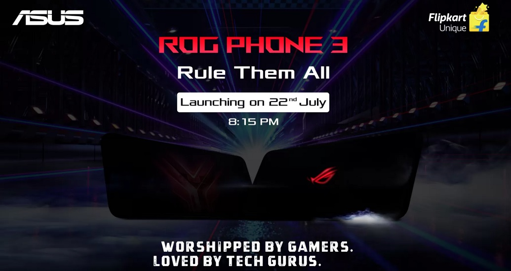 ASUS ROG Phone 3 launch india