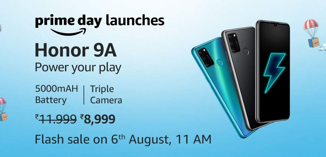 HONOR 9A 9S launch
