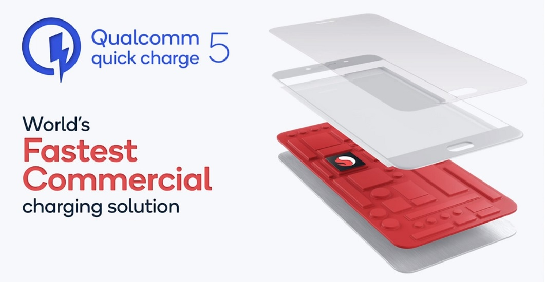 Qualcomm Quick Charge 5 introduced