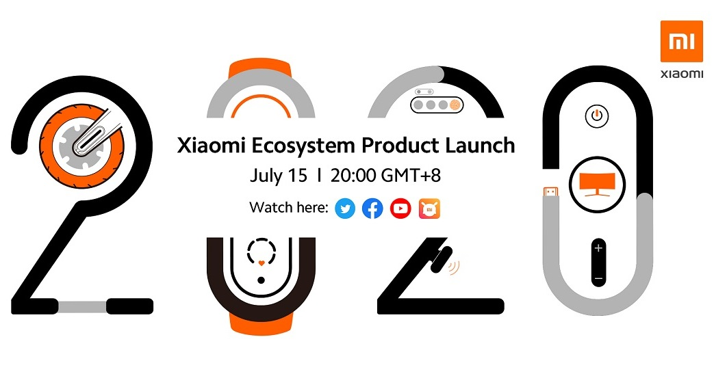 Xiaomi Global Ecosystem Product launch