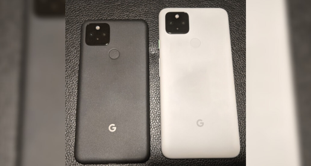 Google Pixel 4a 5G and Pixel 5 live image surfaced with ...