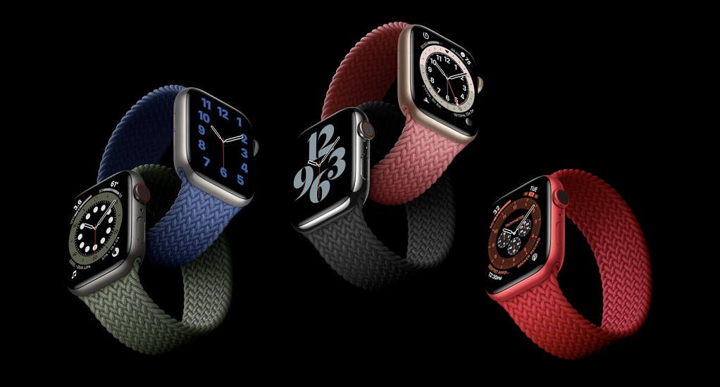 Apple Watch Series 6 launch