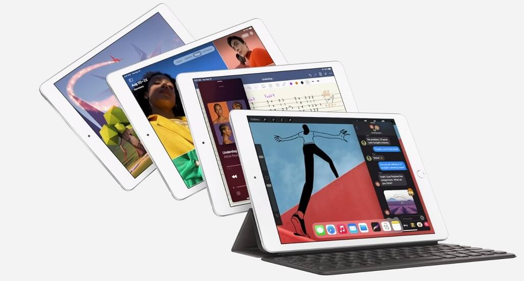 Apple iPad 8th Gen launch