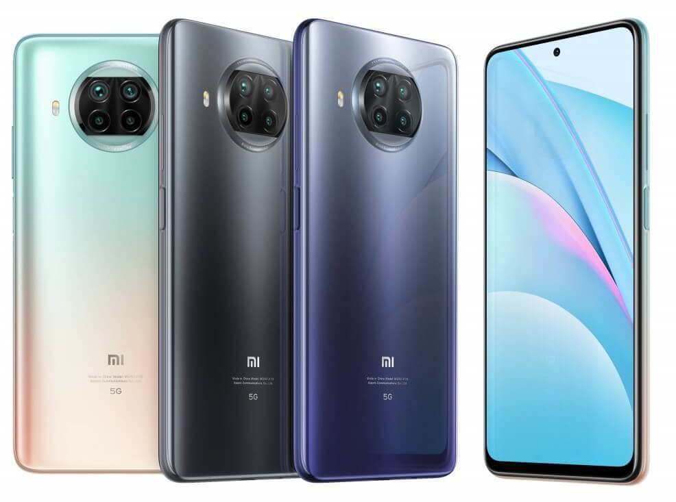 mi 10t lite 5g colors