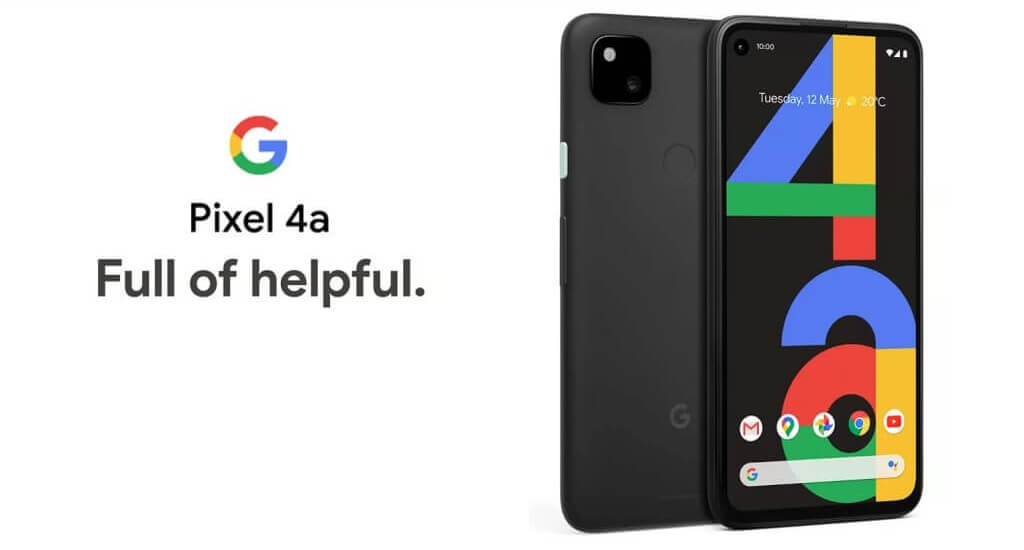 Google Pixel 4a launch date India