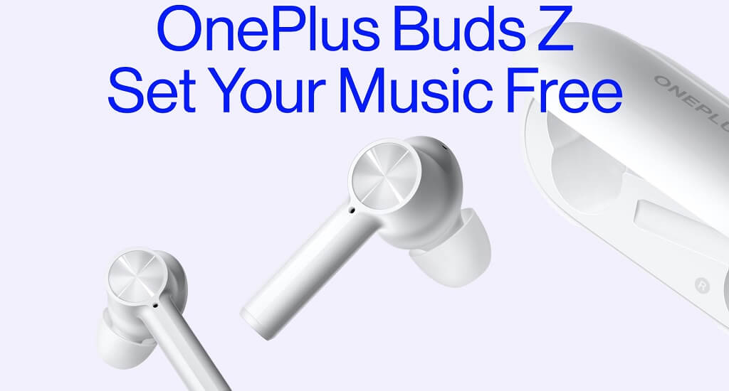 OnePlus Buds Z launch india