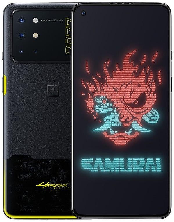 OnePlus 8T Cyberpunk 2077 Limited Edition smartphone ...
