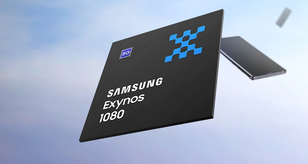 Samsung Exynos 1080 official announced