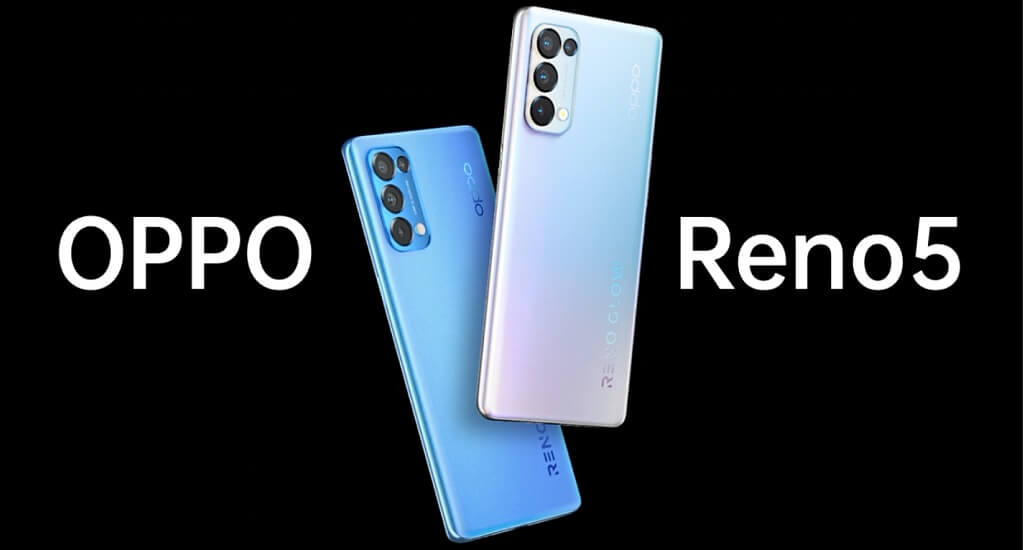 Oppo Reno5 and Reno5 Pro launch 1