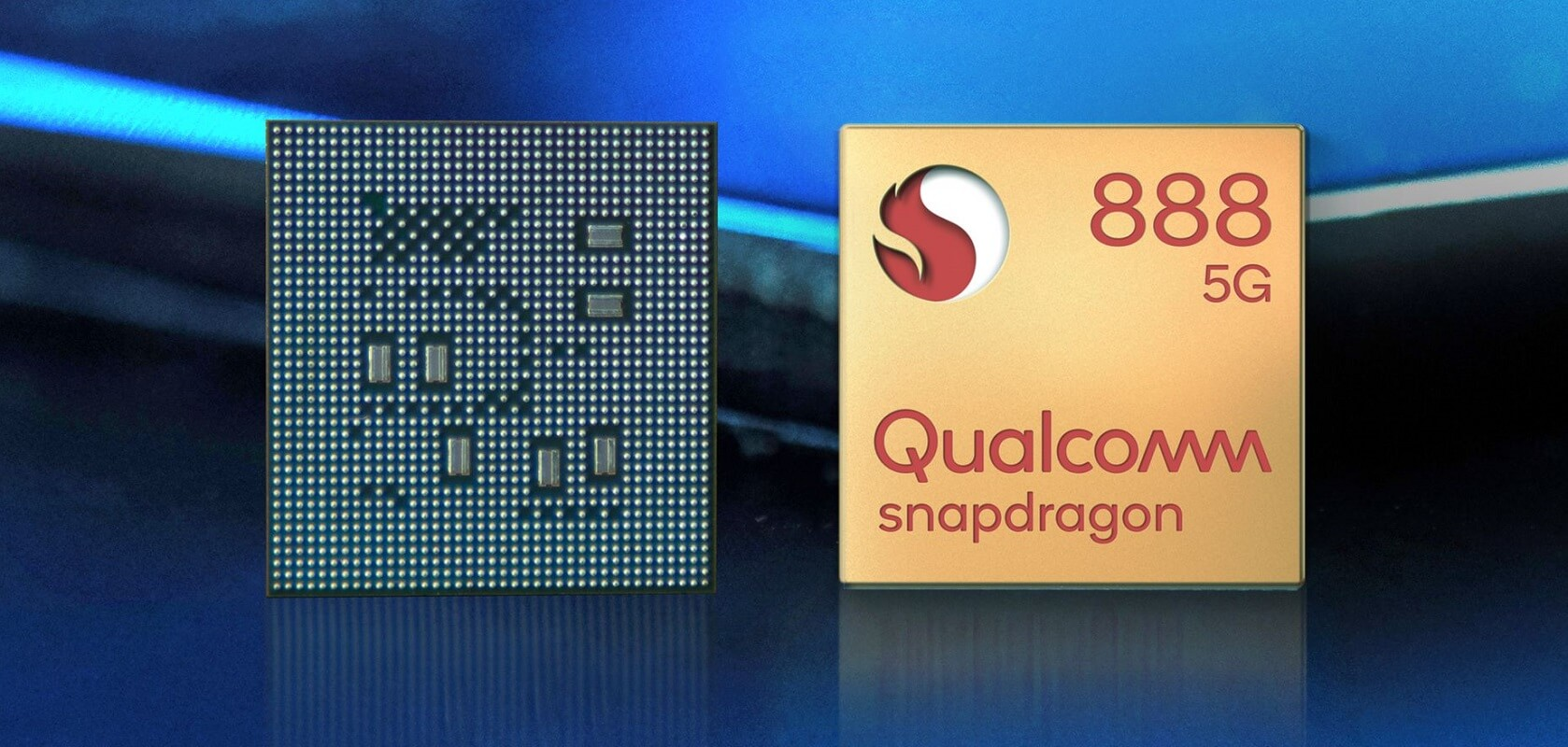 Snapdragon 888 chip design
