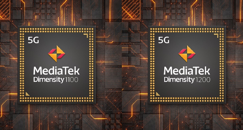 MediaTek Dimensity 1200 and 1100 launch