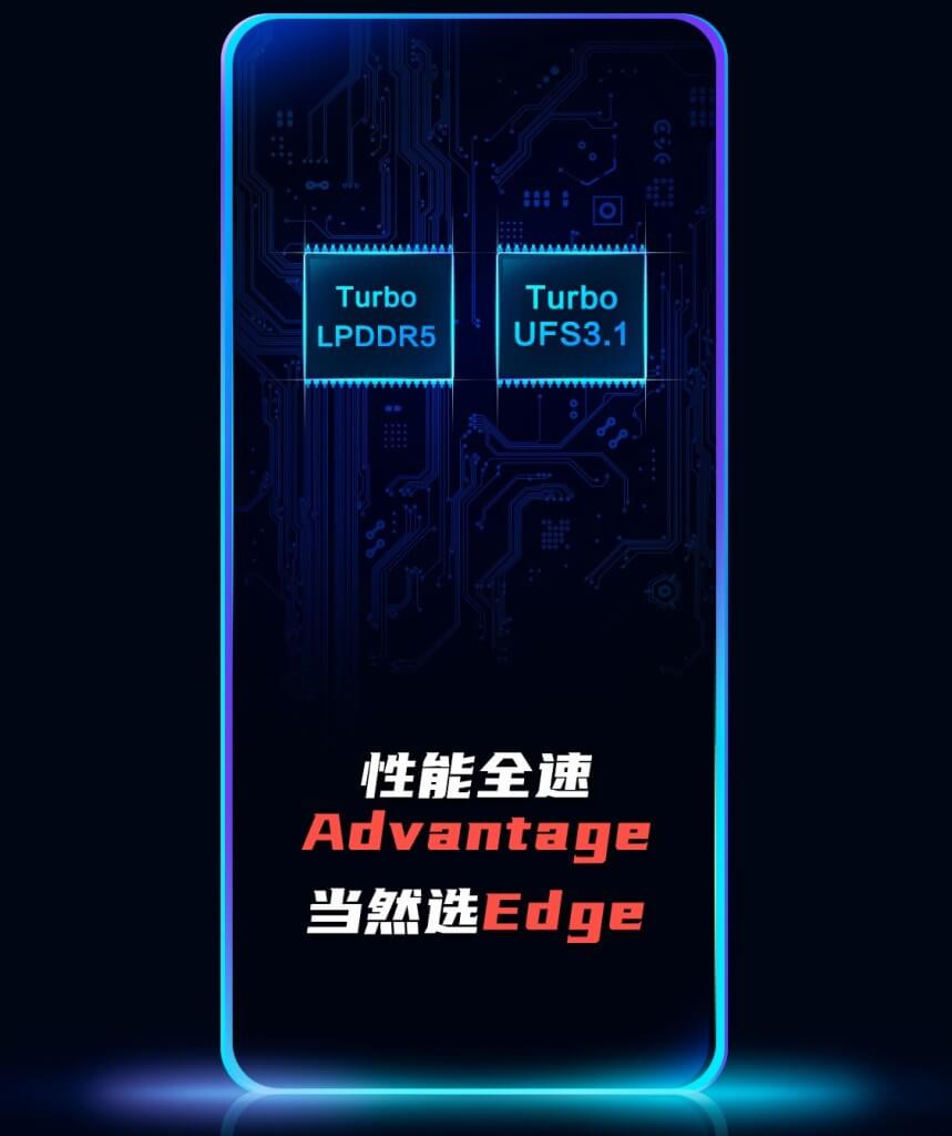 Motorola Edge S leak features