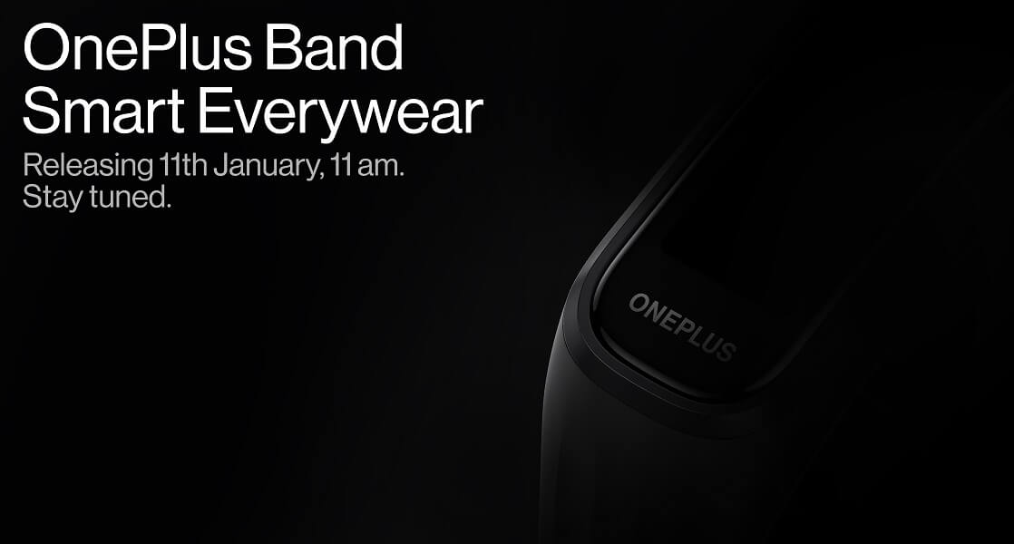 OnePlus band launch date india
