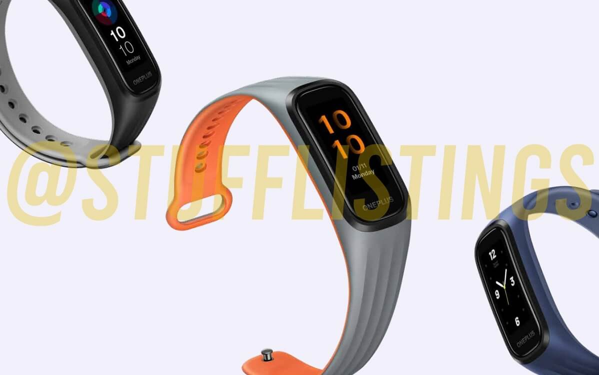 OnePlus fitness band leak image 1