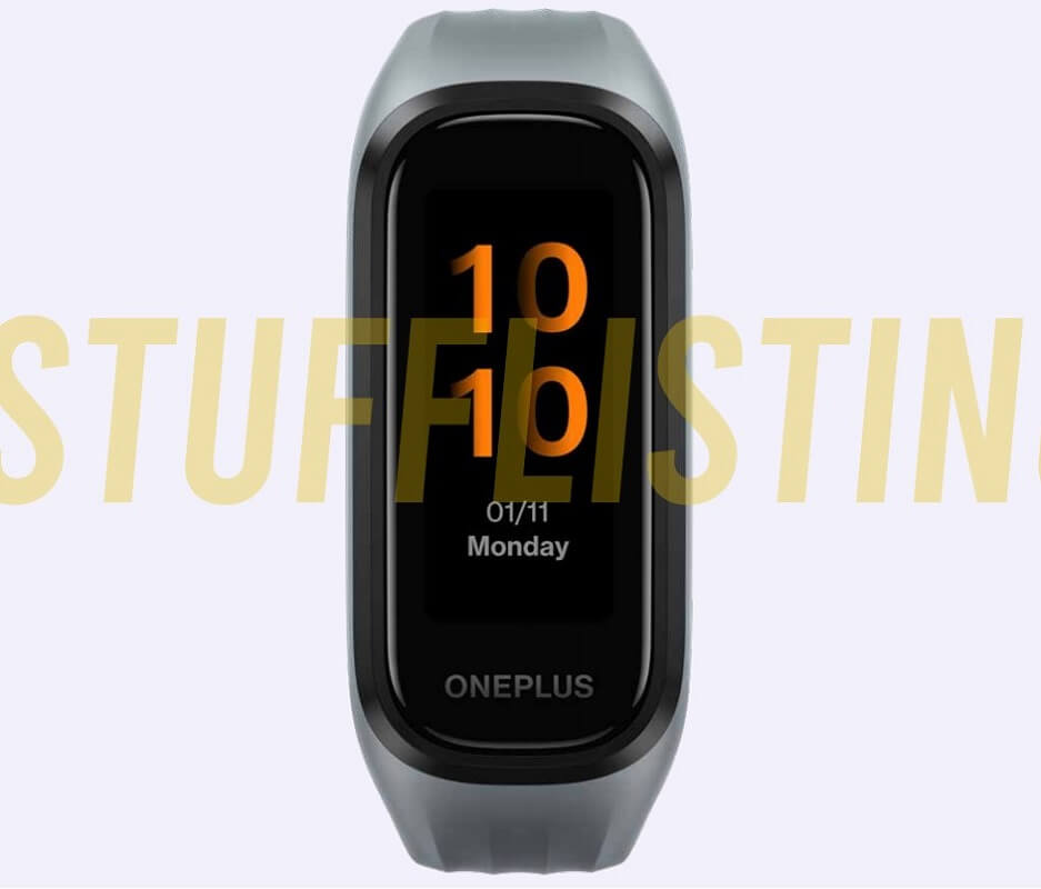OnePlus fitness band leak image 4