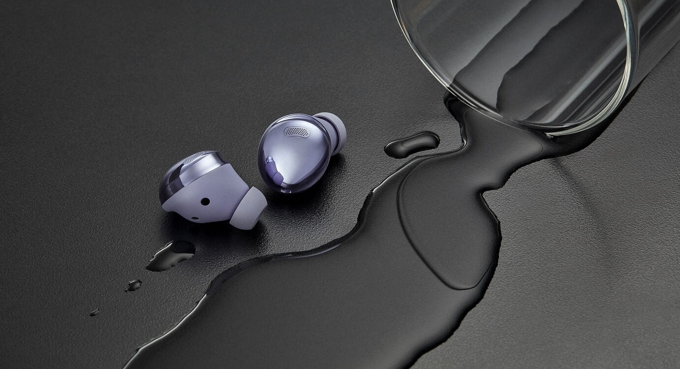 Samsung Galaxy Buds Pro water proof